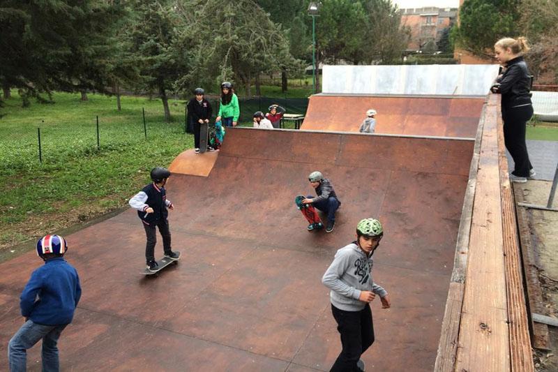 bunker-skatepark bunker-skatepark